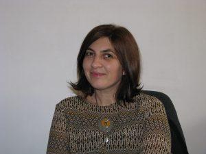 Coordonatoarea proiectului Femeile speranței în România