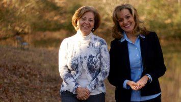 Marli Spieker și Peggy Banks